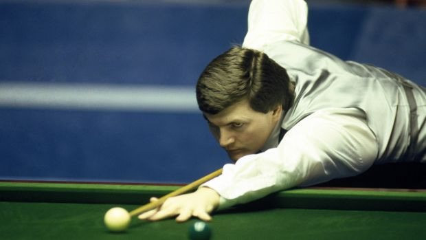 It's fair to say that snooker player Eugene Hughes was disappointed after his defeat in Cork all those years ago. Photo: Getty Images