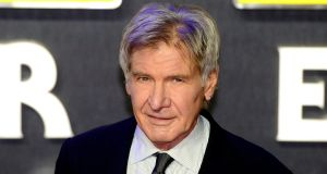Harrison Ford will avoid action over his recent piloting mishap. Photograph: Anthony Devlin/PA Wire