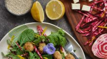 Lilly Higgins: An exotic spring salad with halloumi and sesame seeds