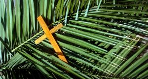 """Palm Sunday and the events of Holy Week demolish any idea that Christianity is an escape route from life's difficulties"""