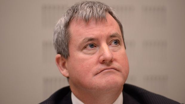 "Fine Gael Senator Kieran O'Donnell: suggested the relaxation by the Central Bank of its mortgage rules had added ""fuel to the fire"". Photograph: Dara Mac Dónaill"