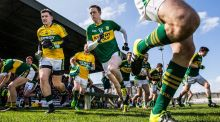 Part of Colm Cooper's genius was turning what might have been competitive matches into emphatic triumphs. Photograph: Cathal Noonan/Inpho