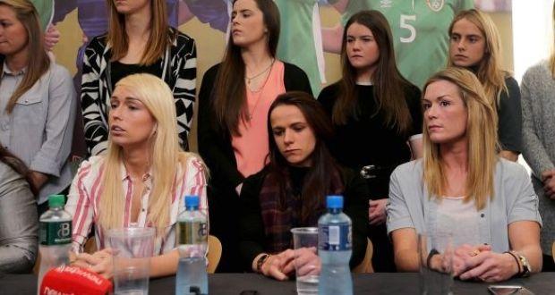 Women's football team to boycott FAI training camp