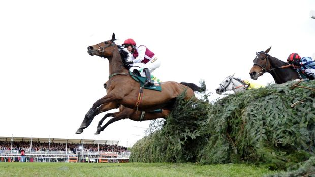 Nina Carberry And Katie Walsh Have Changed Grand National Perceptions Forever