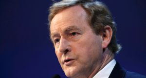 "Taoiseach  Enda Kenny said  he ""retained confidence"" in the Garda Commissioner. File photograph:  Darrin Zammit Lupi/Reuters"