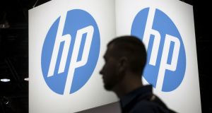 "HP said the new A3 printers would offer advanced security features ""unmatched in the marketplace"". Photograph: Jim Young/Reuters"