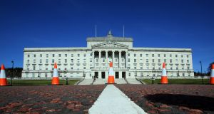 Brexit has raised new questions and the collapse of Stormont  means no answers. Photograph: Getty Images