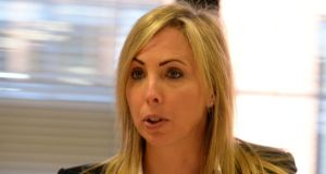Data Protection Commissioner: Helen Dixon insists that her office is entirely independent from the Government. Photograph: Cyril Byrne