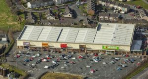 The Great Northern Retail Park in Omagh (£9.25 million) was among the notable deals in the North in the first quarter