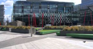 1 Grand Canal Square in Dublin's Docklands