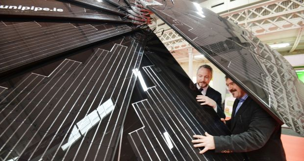 Electric DeLoreans and 'smart' solar panels: technologies