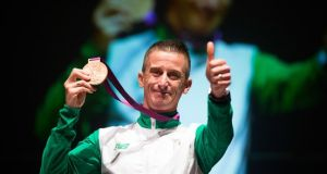 Rob Heffernan was awarded retrospective Olympic 50km racewalk bronze from London 2012. The event could be removed from the athletics programme. Photograph: Cathal Noonan/Inpho