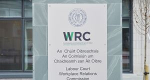 Workplace Relations Commission:  found the nursing home instigated the disciplinary procedure to dismiss the nurse in advance of her reaching 12 months of service, as a result of her protected disclosure to Hiqa. Photograph: Alan Betson