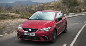 The new Seat Ibiza has already picked up design awards