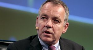 Former Aer Lingus boss Christoph Mueller. Photograph: Reuters/Joe Skipper