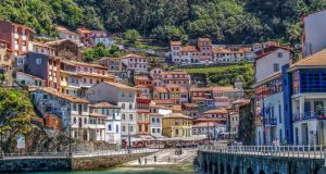 Asturias has great food, scenery...  and don't forget   the cider