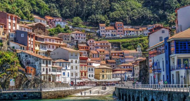 Asturias has great food, scene...