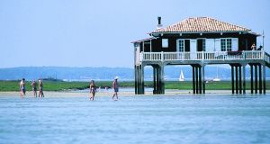 Retire to Arcachon . . . and avail of the French health system.