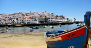 Retire to the Algarve in Portugal . . . and pay 0% tax on your pension. Photograph: Hemera