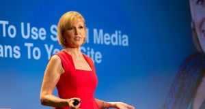 "Mari Smith, ""the queen of Facebook"", is among the speakers for the Social Media Summit which begins on Tuesday at Croke Park"