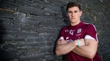 Shane Walsh: the forward is happy with the Galway's campaign this season, which finally got them out of Division Two. Photograph: Gary Carr/Inpho