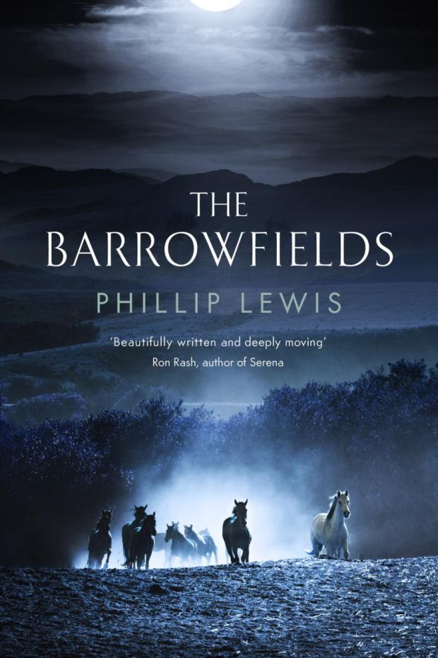 The Barrowfields follows the lives and tragedies of the Aster family across the decades, set in the high Appalachian mountains and the historic low country of South Carolina