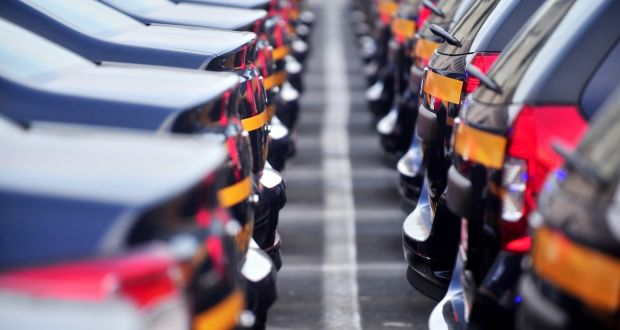 The Number Of New Private Cars Taxed For First Time Fell 14 5 Per Cent In