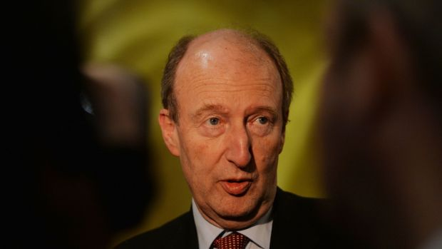 "Minister for Transport Shane Ross: ""He and the powers that be don't seem to realise that Bus Éireann is the primary public-transport link for towns and villages all over Ireland."" Photograph: Alan Betson"