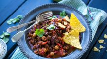 Pot luck perfection: The best ever steak chilli