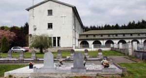 Kilnacrott Abbey in Co Cavan, where the remains of Brendan Smyth are buried. Photograph: Lorraine Teevan