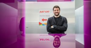 "Just Eat chief product and technology officer Fernando Fanton: ""Food tech is in the early days of disruption."""
