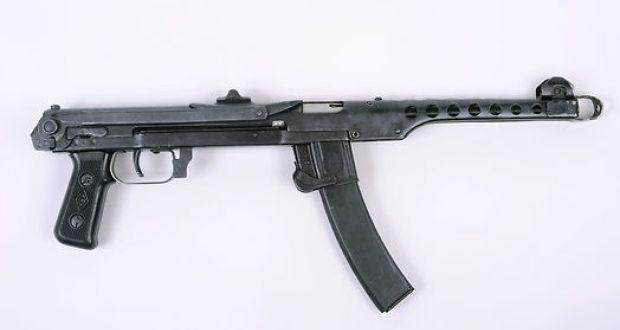 court told boy 14 left school at break time to buy sub machine gun
