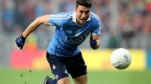 Dublin's Bernard Brogan has been named in the starting team to play Kerry on Sunday in Croke Park. Photograph: Ryan Byrne/Inphp
