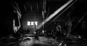 Gallery: Life in a Serbian warehouse