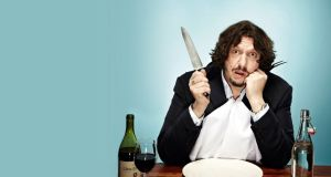 Restaurant critic Jay Rayner ... his review  of Le Cinq in Paris has been viewed online  1.2 million times since being published on Sunday. Photograph: jayrayner.co.uk