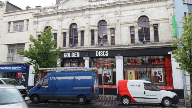 The Golden Discs building on Patrick Street, Dublin, purchased for about €4m