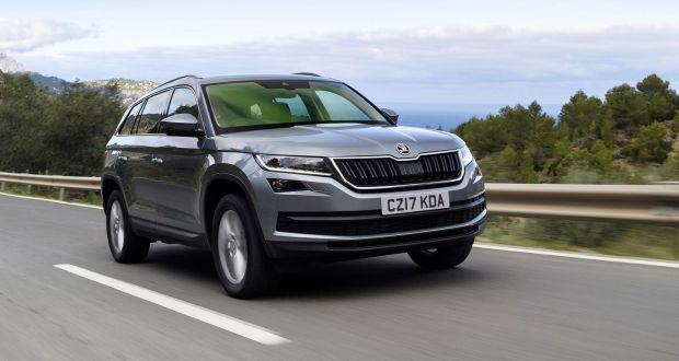 Best 7 Seater Suv >> Skoda S Kodiaq Sets The Bar For Affordable Suvs