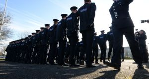 The commission examining the future of An Garda Síochána will be expected to issue its final report within a year to 18 months, Government sources say. Photograph: Dara Mac Donaill
