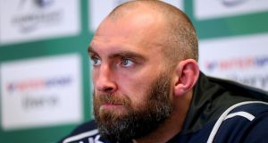 John Muldoon was not sure he would reach the 300 mark. Photograph: James Crombie/Inpho