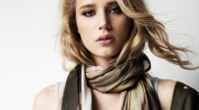 Sisters act on impulse to create beautiful scarves