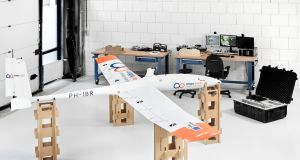Ampyx has raised more than €4m from investors through a series of crowdfunding campaigns to build a final prototype aircraft