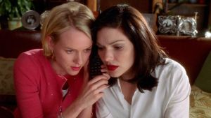 Naomi Watts  and Laura Elena Harring