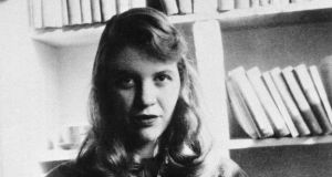 Poet and author Sylvia Plath: letters shed light on trubulent period in her life with Ted Hughes. Photograph: Bettmann Archive/Getty Images