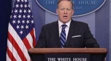 Spicer: 'Hitler who didn't even sink to using chemical weapons'