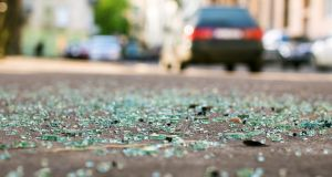 Motor Insurers' Bureau of Ireland noted it is often difficult to locate uninsured and unidentified vehicles following collisions. Photograph: istock