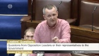 Richard Boyd Barrett challenges Taoiseach on housing during heated exchange
