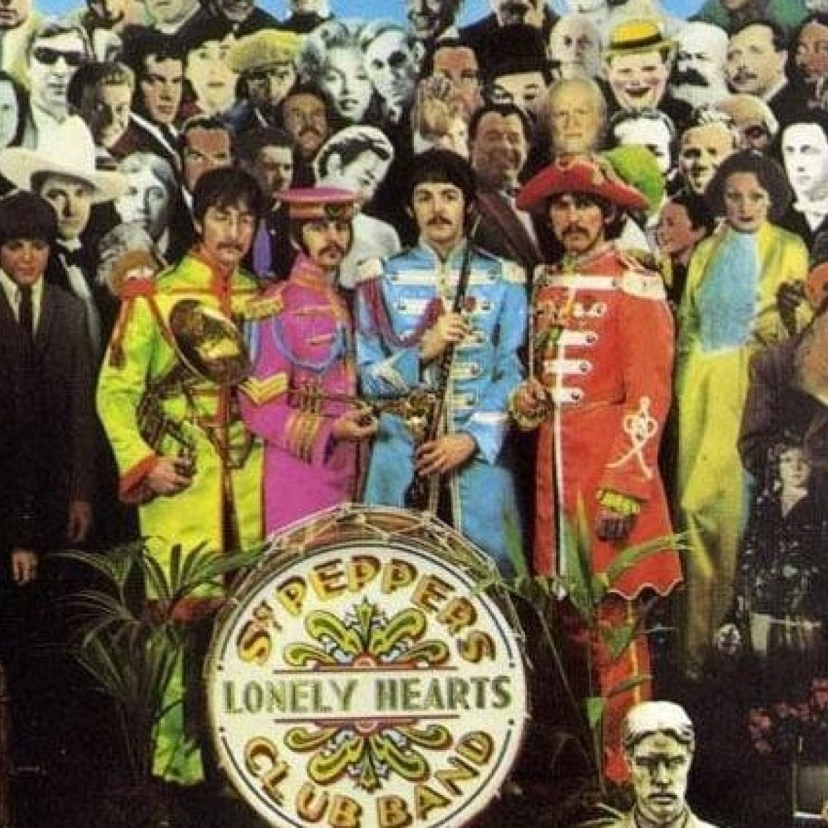 Sgt Pepper's: when The Beatles got high on pomposity
