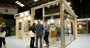 About 30,000 visits are expected to attend the Permanent TSB Ideal Home Show at the RDS.