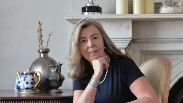 Veteran Irish fashion designer Helen McAlinden, will explore 'How Irish heritage and culture has influenced fashion and interior trends over the past century'. Photograph: Alan Betson