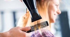 You can now get beautified in your own home through services such as Glissed.com and Raven App. Photograph: Getty Images